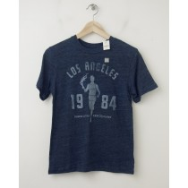 NEW GapKids Summer Olympics Los Angeles 1984 Graphic Tee T-Shirt in Blue