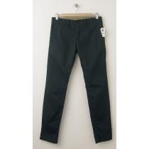 NEW Gap Men's Lived-In Skinny Khaki Pants in Tarnished Teal
