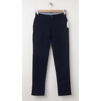 NEW GapKids Girl's Uniform Stretch Skinny Khaki Pants in Deep True Navy