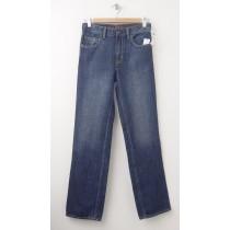 NEW GapKids Boy's 1969 Original Fit Jeans in Dark Wash