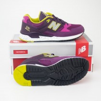 New Balance Women's 530 '90s Remix Running Shoes W530BAB in Voltage Violet