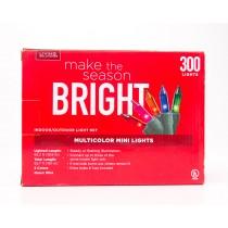 Living Solutions Multicolor Mini Lights 300 Lights