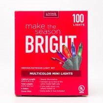 Living Solutions Multicolor Mini Lights 100 Lights