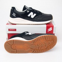 New Balance Men's 530 Athleisure X Running Shoes M530ATB in Black