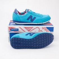 New Balance Women's 410 Classics Running Shoes WL410CPE in Teal