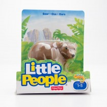 Fisher-Price Little People Bear