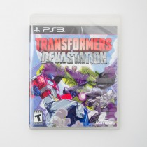 Transformers Devastation for Sony PlayStation 3