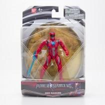 Bandai Power Rangers Red Ranger #42601