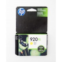 HP 920XL Yellow Ink Cartridge CD974AN