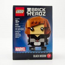 LEGO BrickHeadz 7 Marvel Black Widow #41591
