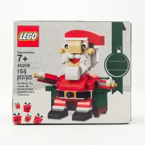 LEGO Santa Building Toy (2016) #40206