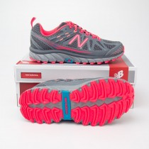 New Balance Women's 610v4 Trail Running Shoes WT610GP4 in Lead