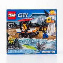 LEGO City Coast Guard Starter Set #60163