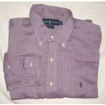 Ralph Lauren Yarmouth Dress Shirt Men's 16.5-34