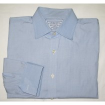 Charles Tyrwhitt Dress Shirt w/French Cuffs Men's 16.5-34
