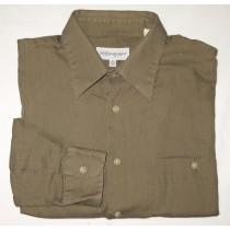 Yves Saint Laurent Dress Shirt Men's Medium 16-34/35