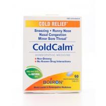 Boiron ColdCalm 60 Quick-Dissolving Tablets