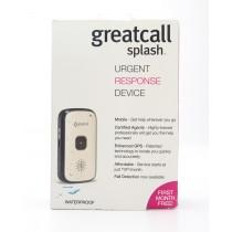GreatCall 5Star Splash Waterproof Urgent Response Device