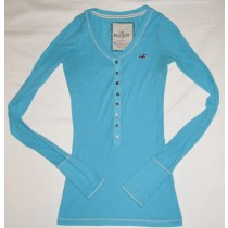 Hollister Knit Shirt Women's S - Small