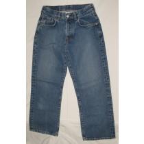 Lucky Brand Low Rise Easy Fit Cut Capri Jeans Women's 6 (28)