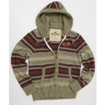 Hollister Hooded Sweater Men's L - Large