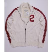 Abercrombie & Fitch Track Jacket Men's 2XL - XXLarge