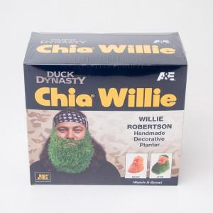 Chia Pet Duck Dynasty Willie Decorative Planter
