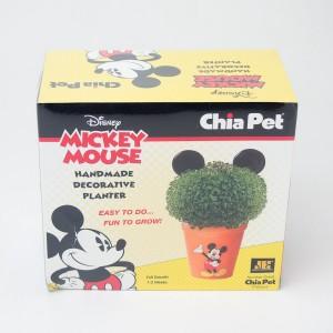 Chia Pet Pet Mickey Mouse Decorative Planter